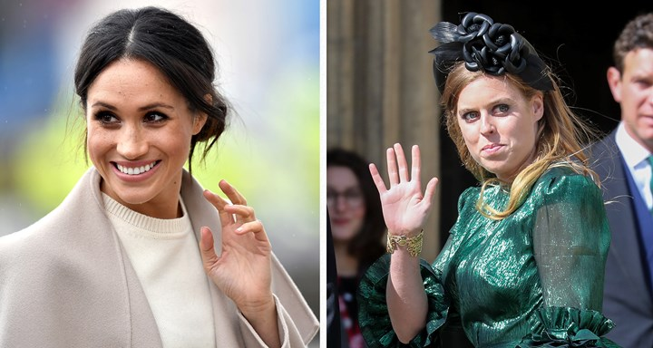Just In Meghan Markle Second Pregnancy News Overshadows Beatrice