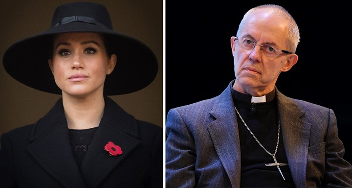 Archbishop says Meghan Markle is 'serving life sentence'