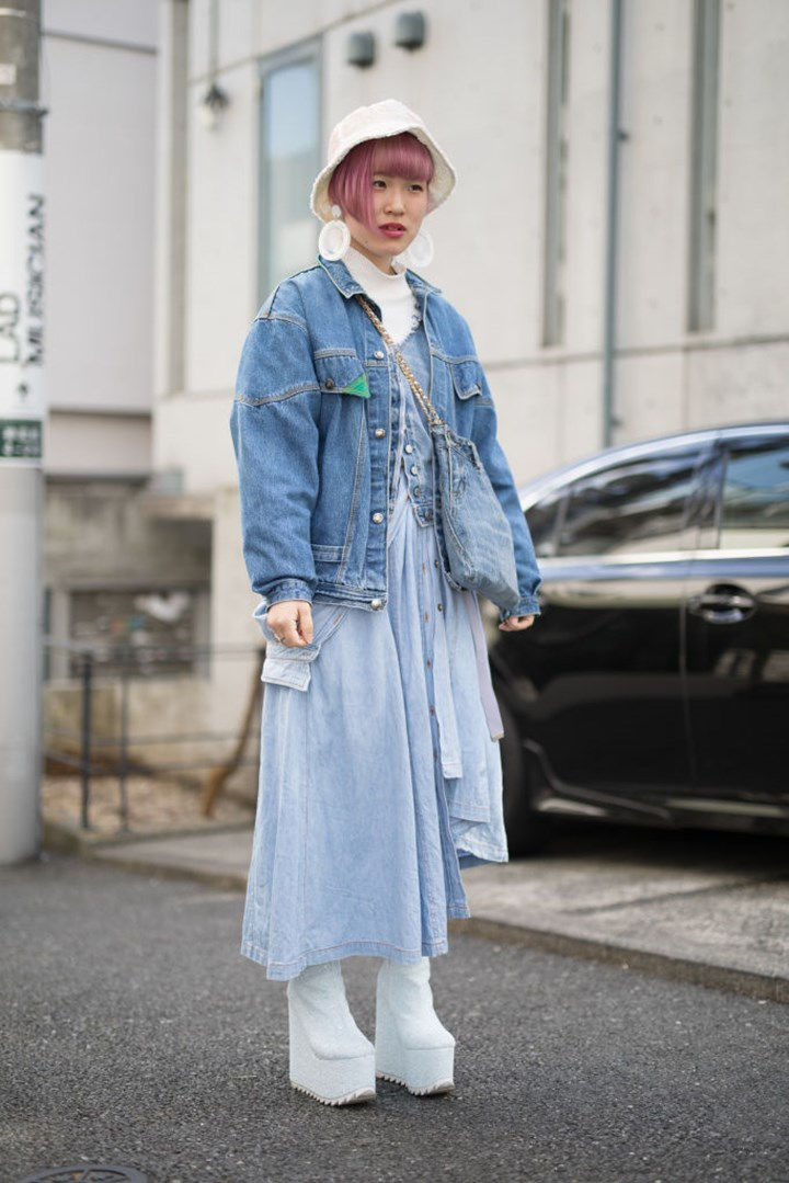 Japanese Street Fashion 10 Trends From The Streets Of Japan New Idea Magazine