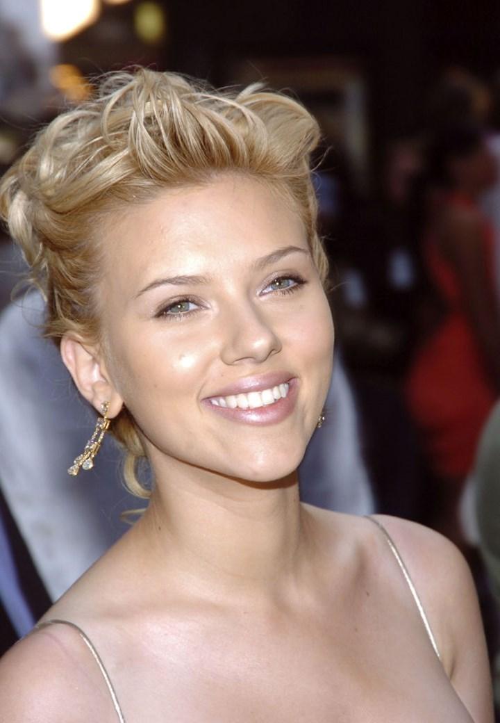 Scarlett Johansson Short Hair 15 Pics To Show Your Hairdresser New Idea Magazine