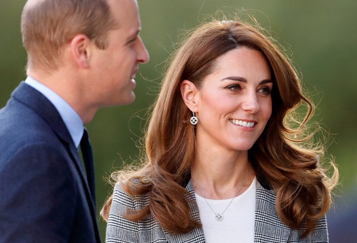 Prince William and Kate Middleton 'so happy' Prince Harry and Meghan Markle moved away