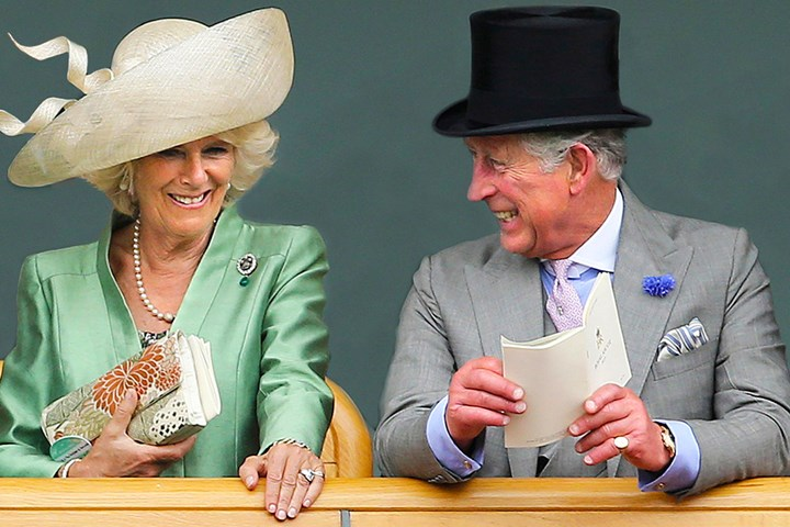 Revealed: The adorable Christmas cards sent by Charles and Camilla