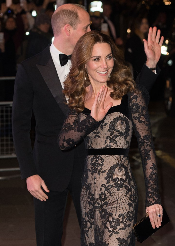 Prince William and Kate Middleton 'left humiliated' at Royal Variety Performance