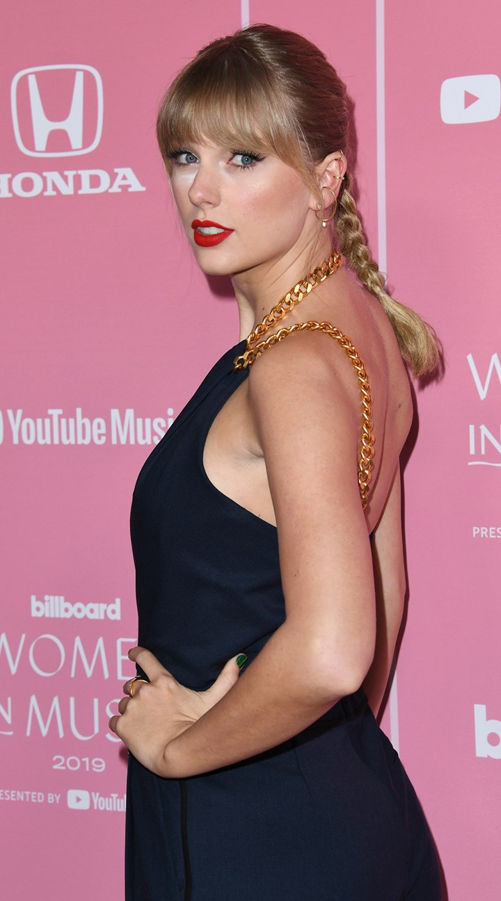 Taylor Swift has blasted 'toxic male privilege'