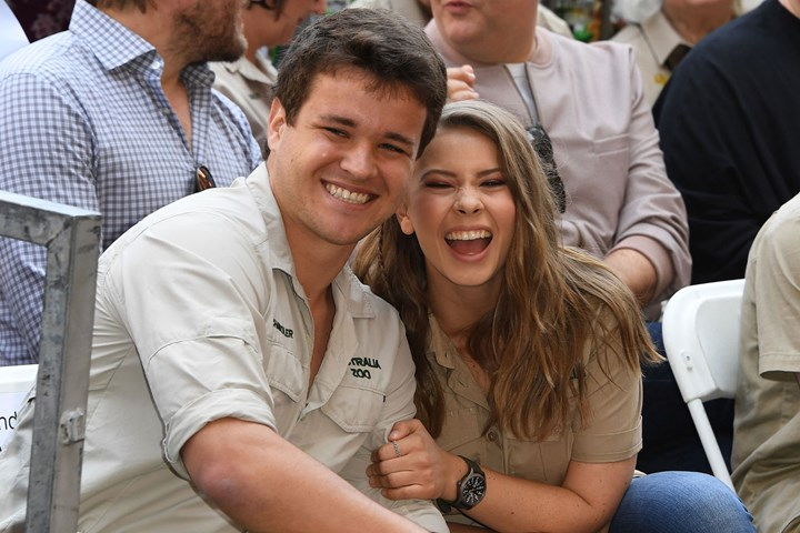 Bindi Irwin and Chandler Powell announce: 'Our family is growing!'