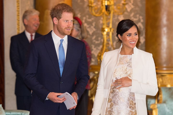 Read Queen's statement 'Harry is no longer a royal'