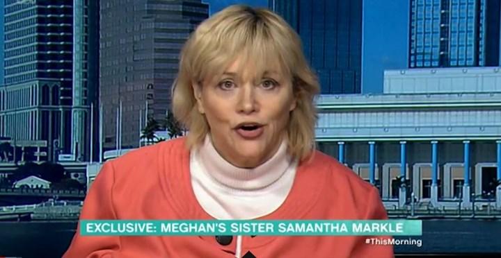 """Meghan Markle's sister Samantha attacks her for """"PR stunts"""""""