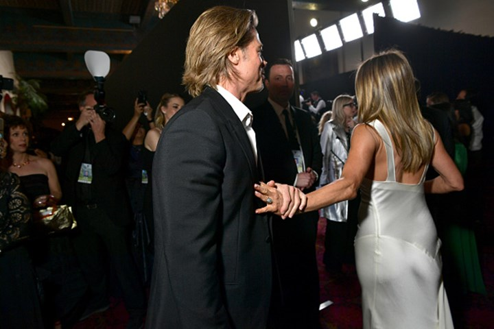 It's official: Brad Pitt and Jennifer Aniston are getting married in June