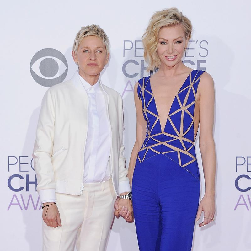 Portia De Rossi Fat: Ellen And Portia's Huge News
