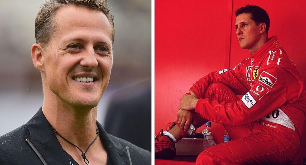 Michael Schumacher doctor says he is