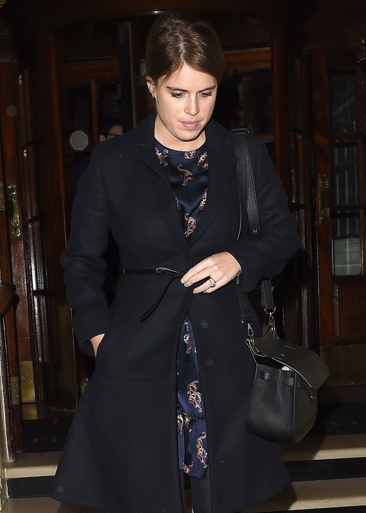 Princess Eugenie breaks social media silence after dad Prince Andrew's sex scandal