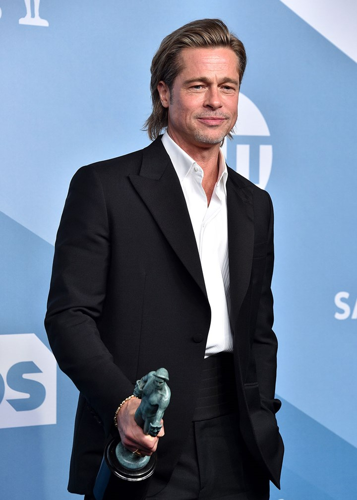 Brad Pitt Tinder shock: Star comes clean about dating app usage