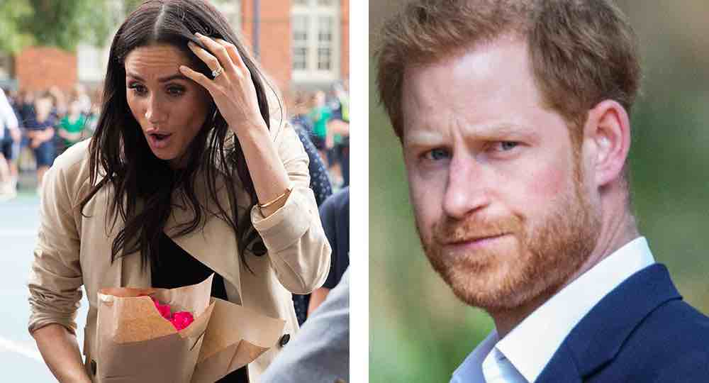 Prince Harry and Meghan Markle desperate plea to fans - New Idea