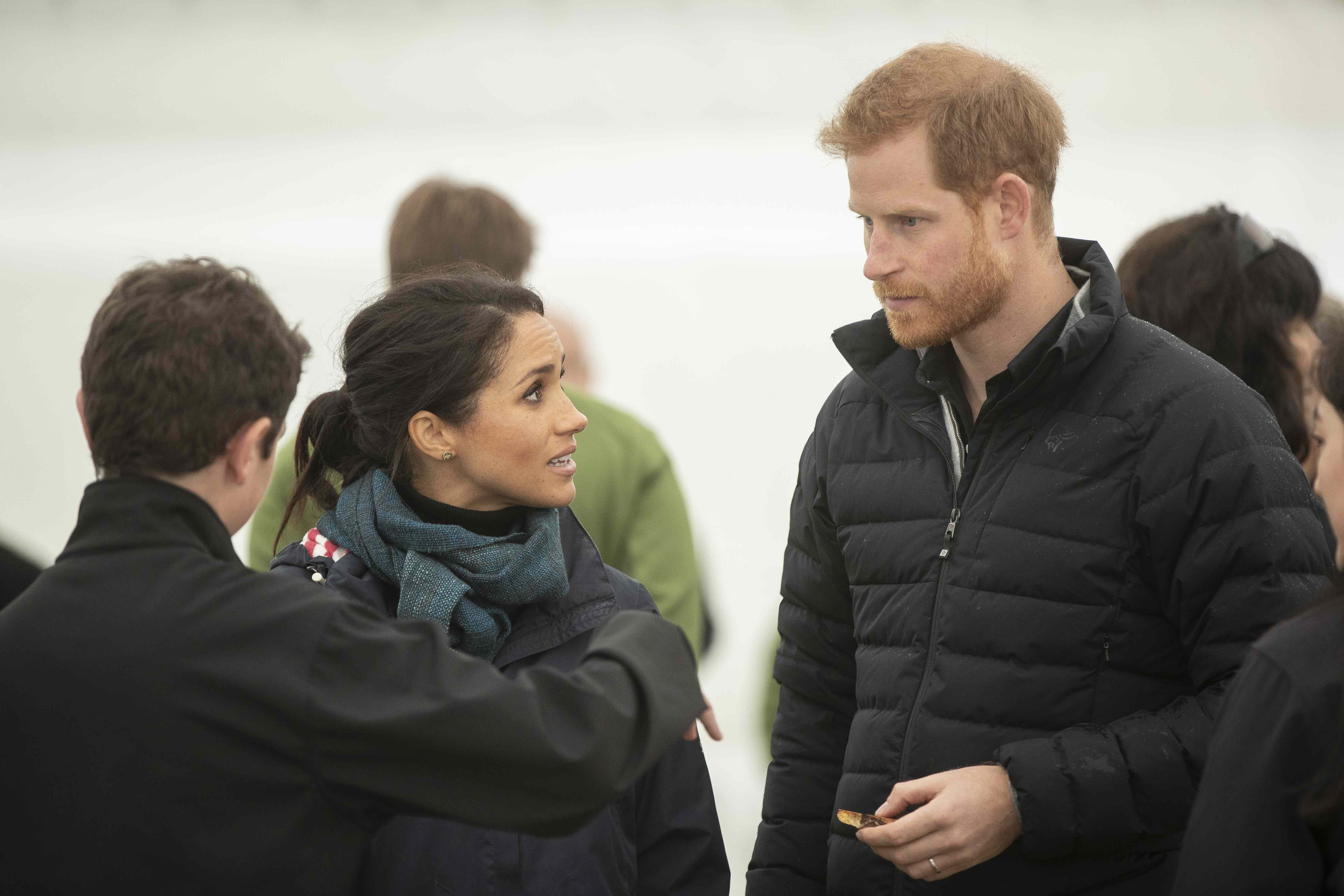 Prince Harry and Meghan Markle drama: ex-bodyguard speaks out