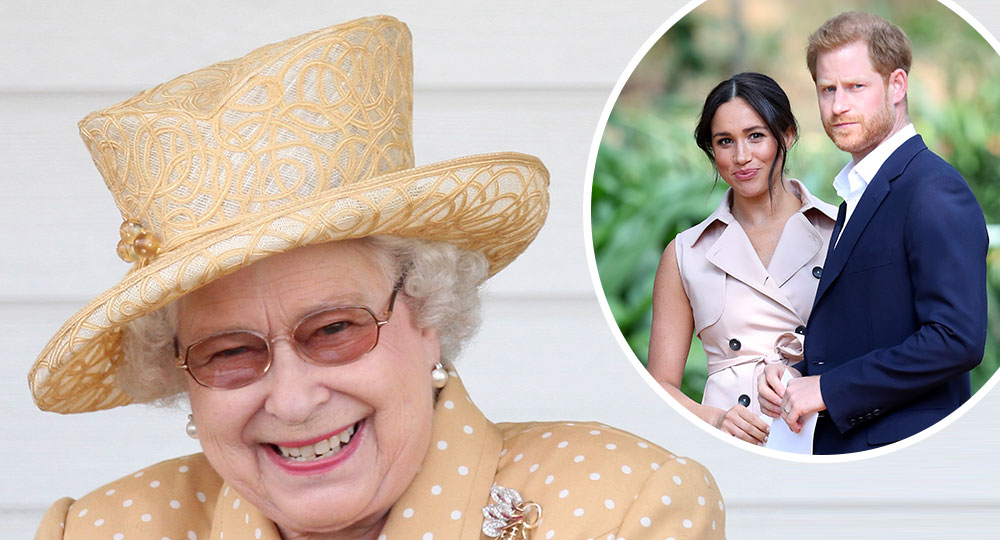 Queen has the last laugh after Harry and Meghan's wrong move