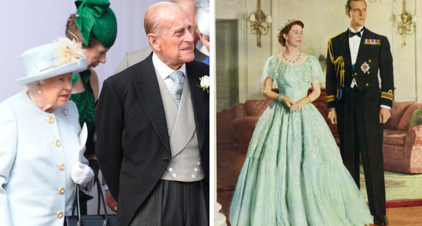 Secret Queen Elizabeth photos unveiled - New Idea