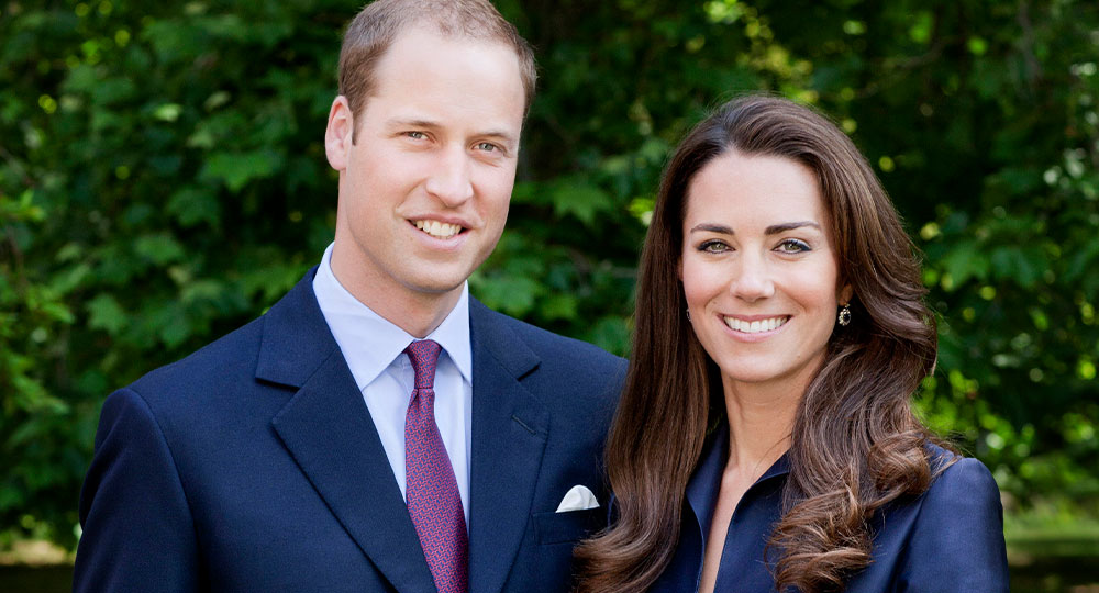 Prince William and Kate Middleton's first days as 'King and Queen'
