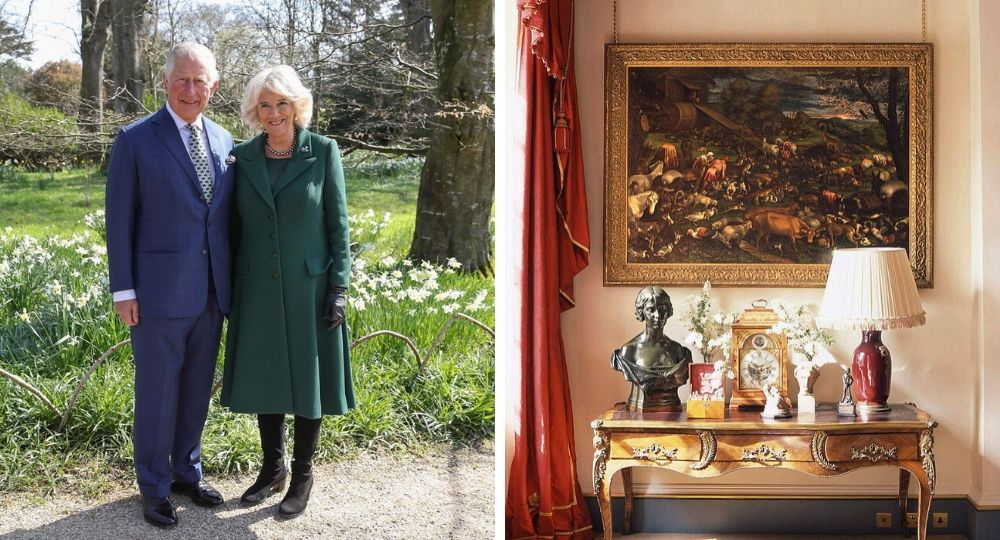 Inside Prince Charles and Camilla Parker Bowles' Clarence House home