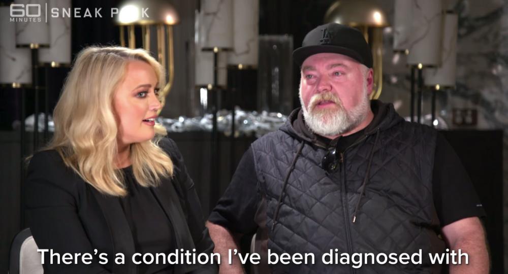 Kyle Sandilands shares his dire health diagnosis