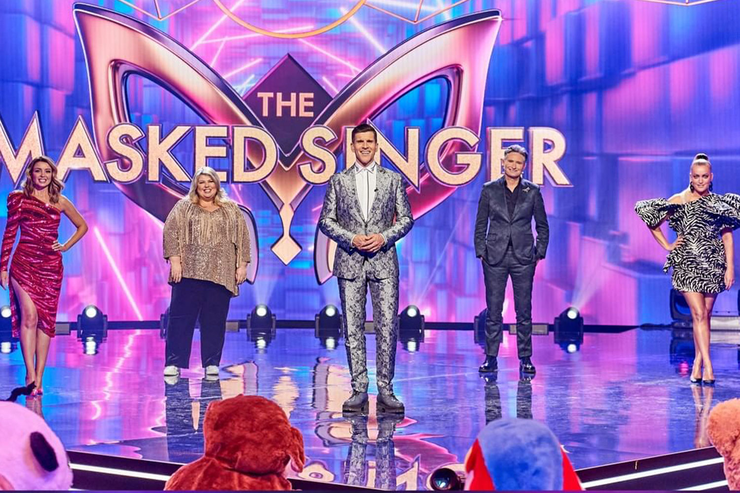 The Masked Singer Australia Every Celebrity Revealed New Idea Magazine