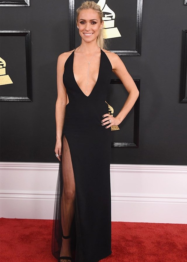 Celebrities arrive at the 2017 GRAMMY Awards