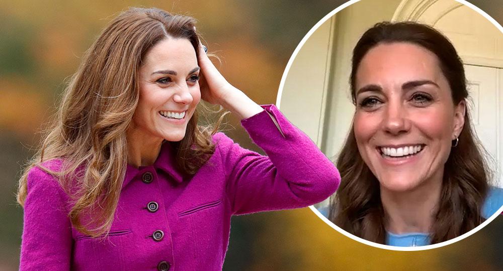 Kate Middleton finally becomes a 'real-life' princess!