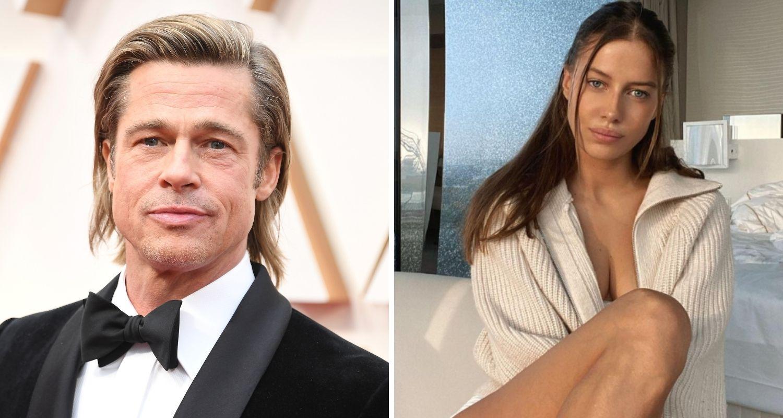 Brad Pitt and Nicole Poturalski's split: What really happened