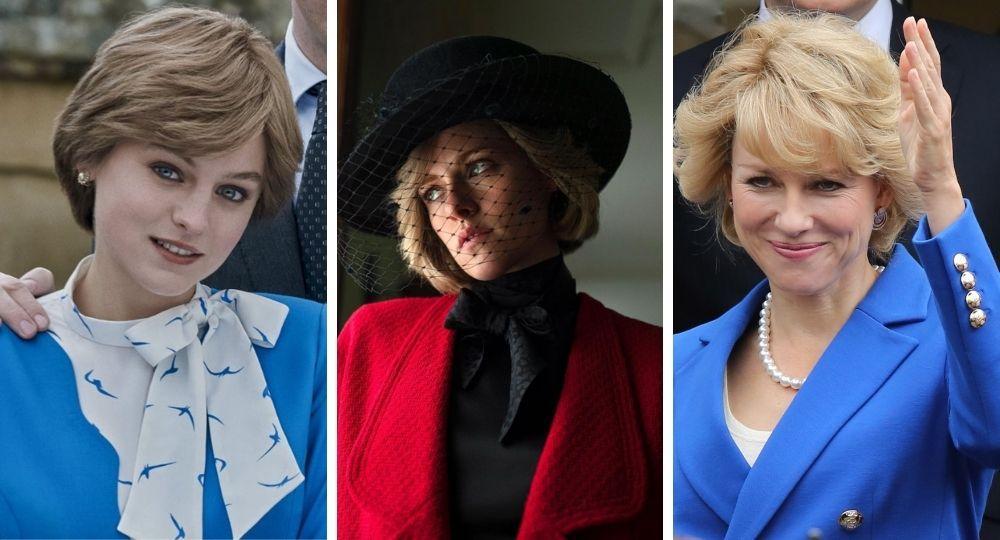 Diana Diaries: Every time a celebrity has portrayed Princess Diana