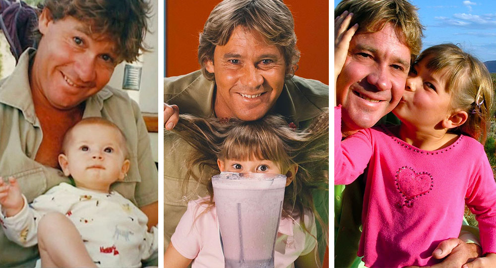 See Bindi Irwin's most memorable moments with late dad Steve
