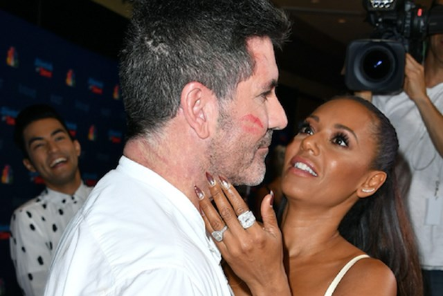 Mel B's 'affair' with Simon Cowell exposed