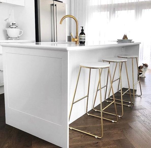 thrifty designer transforms 25 kmart stools into super