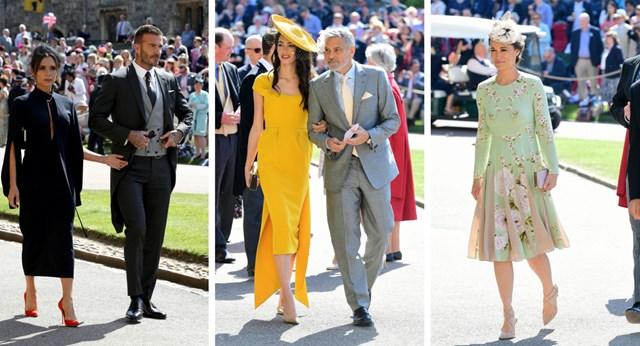 Royal Wedding 2018 Guests.Royal Wedding 2018 Which Celeb Was Best Dressed New Idea Magazine