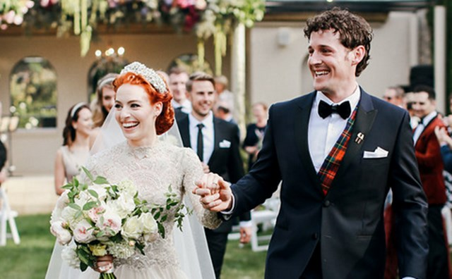 Exclusive: Take a look inside The Wiggles wedding!