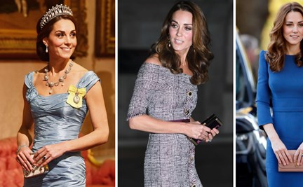cd59639cb64 Duchess Kate stuns in BOLDER outfits - THIS is why