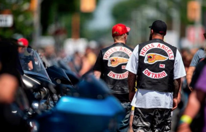 Australian Hells Angel bikie and his wife sentenced to death in