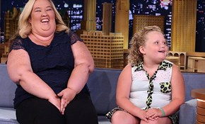 You won't believe what Mama June looks like now!