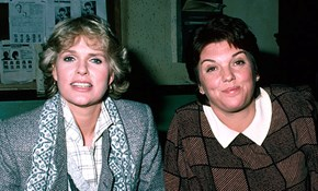 Cagney & Lacey back together! See what they look like now