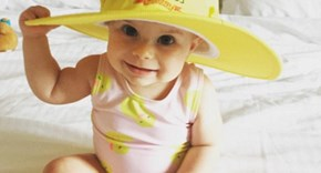 Candice Warner shares adorable pic.