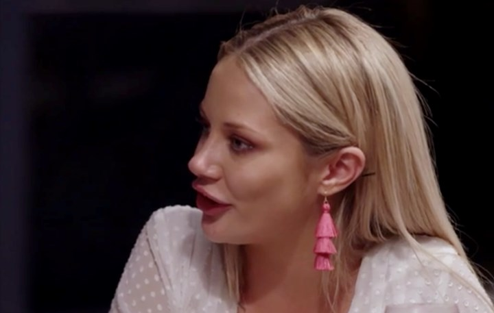 MAFS Dan DUMPS Jessika after she confesses she's in love