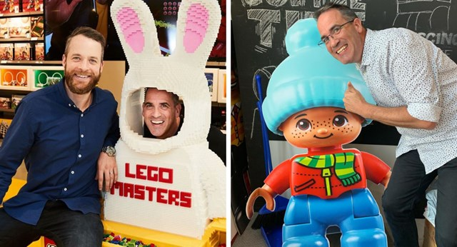 Lego Masters Australia judge: Who is 'The Brickman' (aka Ryan