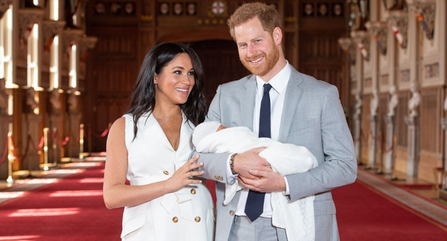 Harry and Meghan have just hired a new employee!