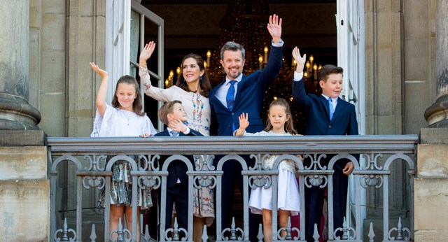 Danish Royal Family: News, Family Tree and More from Denmark
