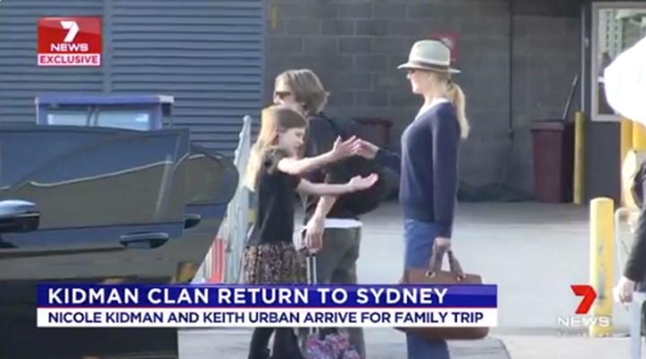 WATCH: Nicole Kidman and Keith Urban's Aussie secret