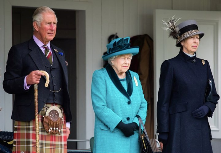 Prince Charles in bitter feud with sister Princess Anne