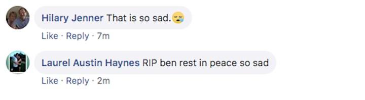 Home and Away fans react to Ben Unwin's tragic passing