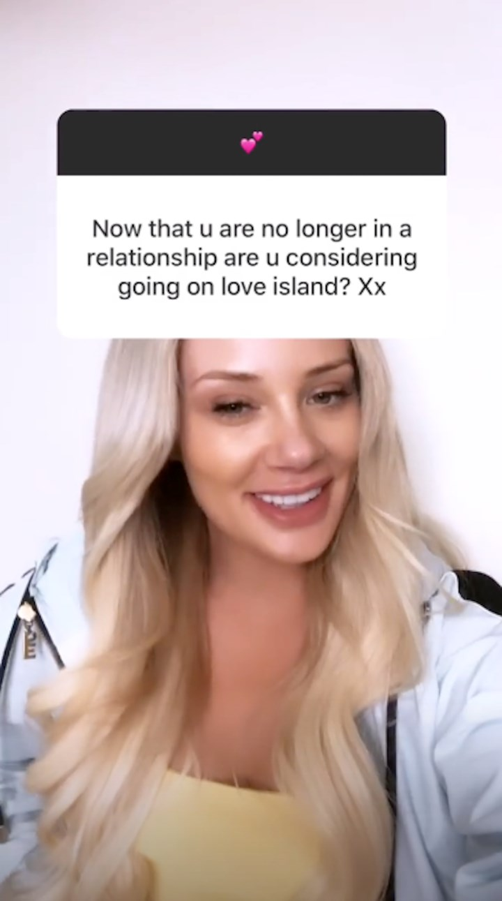 Jessika Power opens up about her role on 'Love Island'
