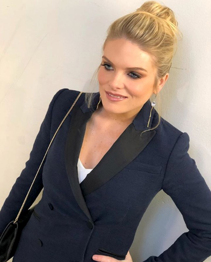 Erin Molan Speaks Out About Horrific Fall New Idea Magazine