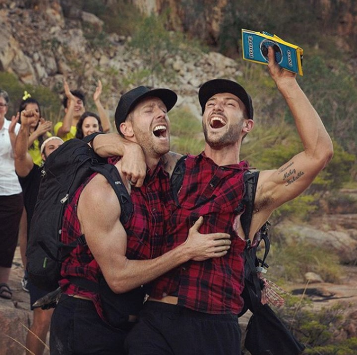 Outrage as emotional scene cut from The Amazing Race finale