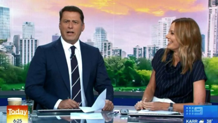 Terrible news for troubled Karl Stefanovic
